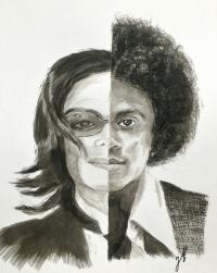 Michael J (avant/après)