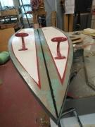 deco design sport deco chambre : panche surf