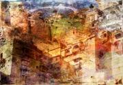 art numerique architecture jaisalmer rajasthan inde tachoire : Jaisalmer