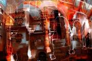 art numerique architecture rajasthan junagarh inde tachoire : Junagarh Fort