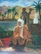 tableau scene de genre : SAHARA