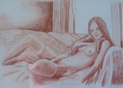 tableau nus nue : nue