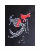 dessin personnages aconcha dessin cuba artiste : Piropero