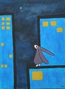 """tableau autres manga bleu lany dessin : """"La personne rien que pour moi"""""""