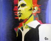 tableau personnages david bowie : David Bowie
