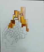 tableau architecture abstraits comptemporains urbanisme : URBANISME..3