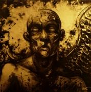 tableau personnages ange portrait : un ange passe 18