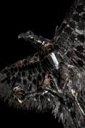 sculpture animaux aigle animal : aigle