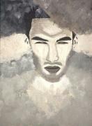 dessin personnages homme mysterieux sombre : L'homme mystérieux
