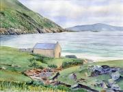 tableau paysages irlande marine island achill : 2020-02 Irlande Achill Island