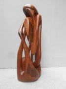 sculpture abstrait route voiture depart arrivee : RENCONTRE