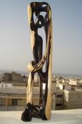 sculpture abstrait outils travail joie rire : HARMONY