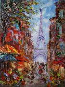 tableau architecture artwork paris paris cafe art : Romantic weekend in Paris