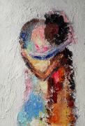 tableau nus abstract abstract and nonfig abstract tableau abstrait : Painting Emotions Love