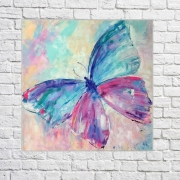 tableau abstrait abstraction abstrait butterfly tableau : painting *Butterfly*