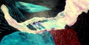 tableau abstrait : passage des neurônes