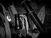 photo marine objets marins longue vue marine mer : Retour de voyage