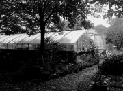 photo architecture maine et loire serre jardin : Serre...