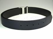 art textile mode ceinture ceinture cuir ceinture reversible : Ceinture Réversible - Camille