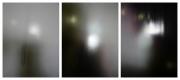 photo abstrait lumiere procede concept flou : Impressions Lumières