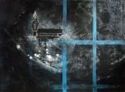 tableau architecture eglise pontoise gare dremel : L'Eglise de Pontoise