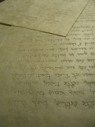 dessin autres lettre ecriture temps femme : Penelope