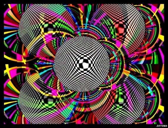 ART NUMéRIQUE Abstrait 2015 numérique Abstrait  - 121/2015