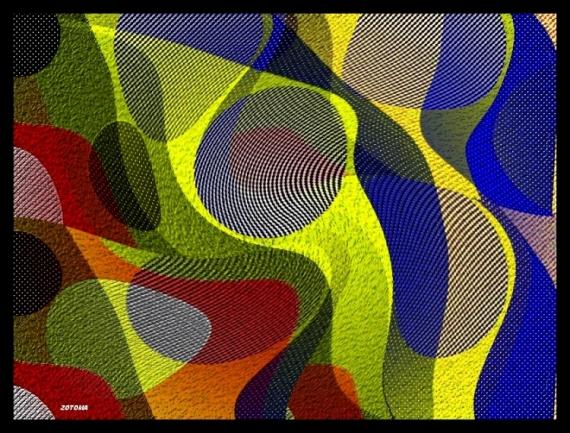 ART NUMéRIQUE numérique asbtrait composition Abstrait  - 092/2016