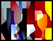 art numerique abstrait numerique abstrait 2015 : 334/2015