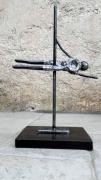 sculpture personnages danseuse pole dance figure artistique gymnaste : pole dance 2