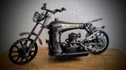 artisanat dart sport moto sport mecanique course sewing machine car : moto 3