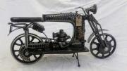 artisanat dart sport moto course sewing machine car : moto 6