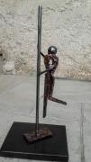 sculpture pole dance danse danseuse sport : pole dance 3