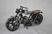 artisanat dart sport moto course biker motard : moto 7