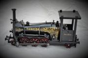 artisanat dart autres train locomotive sewing machine car machine ,a coudre : locomotive