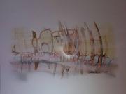 dessin abstrait dessin abstrait jacques grange : Capadocique