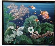 tableau marine tableau art salmet marine : Le chinois