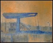 tableau architecture pont dieppe : pont Ango Dieppe