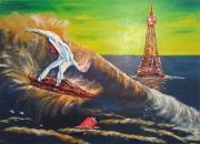 tableau autres cop 21 tour eiffel pollution : COP 21