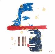 tableau personnages le che revolution portrait cuba : Le ché