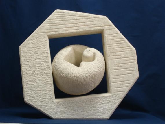 SCULPTURE pierre sculpture evolution grand Architecture Taille Pierre  - Evolution