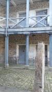 photo architecture poteau d execut prison ancienne guingamp : Le poteau d'exécutions...