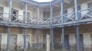 photo architecture poteau d execut prison scene guingamp : Le poteau d'exécutions... ,scénographie
