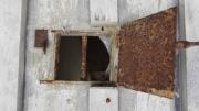 photo architecture porte prison ancien trappe : La cellule!!!