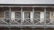 photo architecture prison guingamp monument ancienne : Des cellules,