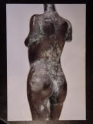 sculpture personnages sculpture sculpteur toulouse marbre : Nue
