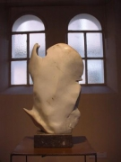 sculpture abstrait sculpture sculpteur toulouse marbre : Nuage