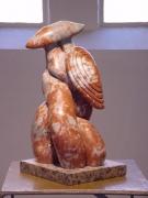 sculpture abstrait sculpture sculpteur toulouse marbre : Pudeur