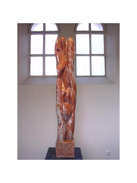 SCULPTURE Sculpture Sculpteur Toulouse Marbre  - Elévation