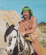 tableau personnages bronson western cinema : CHARLES BRONSON